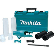 Makita 196537-4 Dust Extraction Attachment, SDS-MAX, Drilling and Demolition Kit For HR4013C