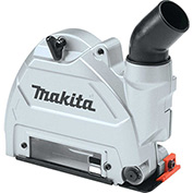 """Makita 196845-3 5"""" Dust Extraction Tuck Point Guard for Makita 5"""" SJS Angle Grinders"""