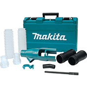 Makita 196858-4 Dust Extraction Attachment, SDS-MAX, Drilling and Demolition Kit For HR5212C