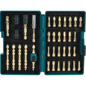 Makita® B-52370, Impact GOLD 38-Piece Torsion Bit Set