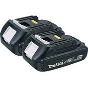 Makita® BL1820-2 18V Compact Lithium-Ion Battery 2.0Ah, 2/pk