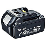 Makita® BL1840-2 18V LXT Lithium-Ion Battery 4.0Ah, 2/pk