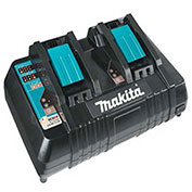 Makita® DC18RD 18V Lithium-Ion Dual Port Charger