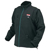 Makita® DCJ200ZM 18V LXT Lithium-Ion Heated Jacket (Jacket Only). black, medium