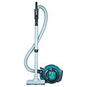 Makita® DCL500Z 18V LXT® Lithium-Ion Cordless Cyclonic Canister Vacuum, Tool Only