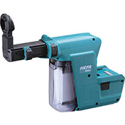 """Makita DX01 Dust Extractor Attachment HEPA Filter For 18V LXT® Cordless 1"""" Rotary Hammer XRH01Z"""