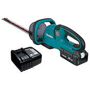 Makita® HHU01C1 36V LXT® Lithium-Ion Cordless Hedge Trimmer Kit