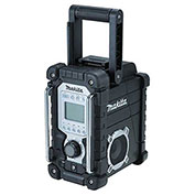 Makita® LXRM03B 18V LXT® Cordless FM/AM Jobsite Radio w/ iPod® Docking Station