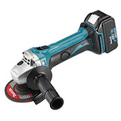"""Makita® XAG01Z 18V LXT® Lithium-Ion Cordless 4-1/2"""" Cut-Off/Angle Grinder, Tool Only"""