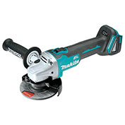 "Makita® XAG03Z 18V LXT Lithium-Ion Brushless 4-1/2"" Cut-Off/Angle Grinder (Tool only)"
