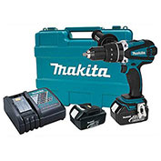 "Makita® XFD03 18V LXT 1/2"" Driver-Drill Kit"