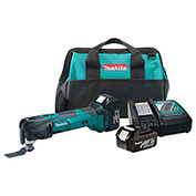 Makita® XMT035 18V LXT Multi-Tool, Tool-less