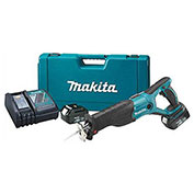 Makita® XRJ02 18V LXT® Lithium-Ion Cordless Reciprocating Saw Kit