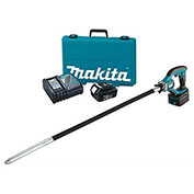 Makita® XRV01T 18V LXT® Lithium-Ion Cordless 4' Concrete Vibrator Kit