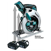 "Makita® XSH01Z 18V X2 LXT® Lithium-Ion (36V) Cordless 7-1/4"" Circular Saw Bare Tool"