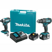 Makita XT261M 18V 2-Pc. Kit (XPH01Z XDT11Z) 4.0AH