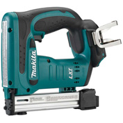 "Makita® XTS01Z 18V LXT® Lithium-Ion Cordless 3/8"" Crown Stapler Bare Tool"