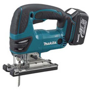 Makita® BJV180, 18V LXT Lithium-Ion Cordless Jig Saw Kit