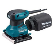 Makita® BO4556 1/4 Sheet Finishing Sander, 2 AMP, 14,000 OPM