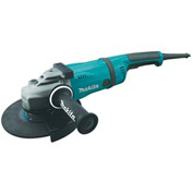"Makita® GA9040S, 9"" 15 Amp Angle Grinder Soft Start Technology"