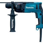 "Makita HR1830F, 11/16"" Rotary Hammer Kit With L.E.D. Light"