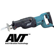 Makita® JR3070CT AVT Recipro Saw 15 AMP var. spd. orbital no tool blade change shoe adj
