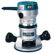 Makita® RF1101, 2-1/4 H.P.Router (Variable Speed 8,000 - 24,000 Rpm)