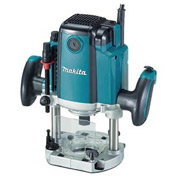 """Makita® RP1800, 3-1/4"""" Hp Plunge Router"""