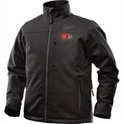 Milwaukee® 201B-21L M12™ Heated Jacket Kit - Black - L