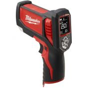 Milwaukee® 2277-20 M12™ Laser TEMP-GUN™ Cordless HVAC/R Thermometer(Bare Tool Only)