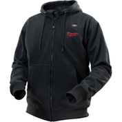 Milwaukee® 2380-2X M12™ Cordless Black Heated Hoodie Only - 2X