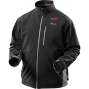Milwaukee® 2394-XL M12™ Cordless Black Heated Jacket Only - XL