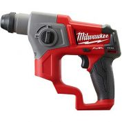 "Milwaukee 2416-20 M12 FUEL 5/8"" SDS Plus Rotary Hammer (Bare Tool Only)"
