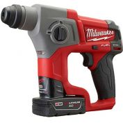 "Milwaukee 2416-22XC M12 FUEL 5/8"" SDS Plus Rotary Hammer Kit"