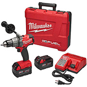 "Milwaukee 2703-22 M18 FUEL™ 1/2"" Drill/Driver Kit w/ 2 XC Batteries"