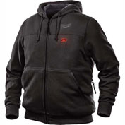 Milwaukee® 301B-20L M12™ Heated Hoodie Only - Black - L