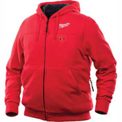 Milwaukee® 301R-21L M12™ Heated Hoodie Kit - Red - L