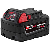 Milwaukee® 48-11-1850 M18™ REDLITHIUM™ XC5.0 Extended Capacity Battery