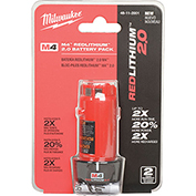 Milwaukee® 48-11-2001 M4™ 2.0AH Battery