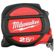 Milwaukee® 48-22-7125 25' Magnetic Tape Measure