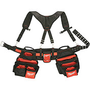 Milwaukee® 48-22-8120 Contractor Work Belt W/ Suspension Rig