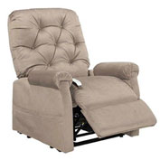 Mega Motion Classica 3 Position Power Lift Recliner Chair - Camel