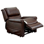 Mega Motion Uptown 3 Position Power Lift Recliner Chair - Red