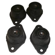 Peerless Vibration Pad Set For Most PW and KE Blowers