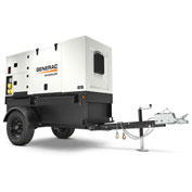 Generac MMG25IF4-STD, 22kW, Tier 4, Towable Diesel Generator, Isuzu Engine