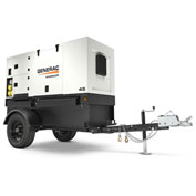 Generac MMG45IF4-STD, 33kW, Tier 4, Towable Diesel Generator, Isuzu Engine