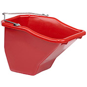 Little Giant Better Bucket BB10RED, Polyethylene, 10 Qt., Red