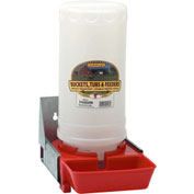 Little Giant Baby Pig Waterer Bpw4, Impact Resistant Polyethylene - Pkg Qty 6