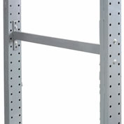 "Modern Equipment M3B48 Cantilever Rack Horizontal Brace (3) Set 47""W, for 12' Upright"