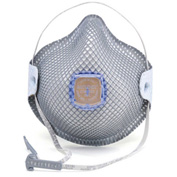 Moldex 2740R95 2740 Series R95 Particulate Respirators with HandyStrap & Ventex Valve, 10/Box